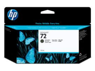 HP 72 HY ORIGINAL MATTE BLACK INK