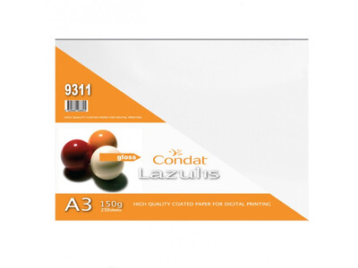 LAZULIS GLOSS A3 150GR PHOTO PAPER 250