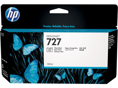 HP 727 XL ORIGINAL PHOTO BLACK INK