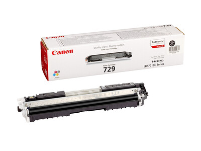 CANON 729 ORIGINAL TONER BLACK