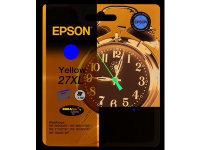 EPSON T27XL ORIGINAL YELLOW INK
