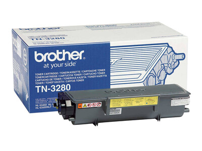 BROTHER TN3280 ORIGINAL TONER BLACK 8K