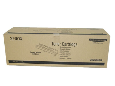 XEROX WORKCENTRE 5222/5225 ORIGINAL TONER BLACK