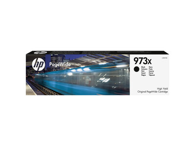 HP 973XL ORIGINAL BLACK INK