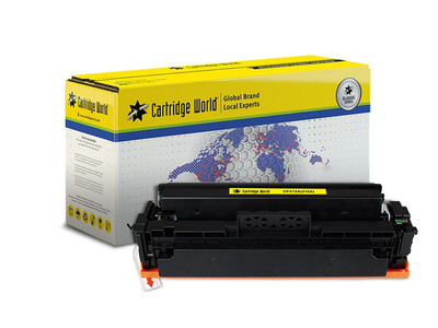 HP CF412A CW REPLACEMENT TONER YELLOW