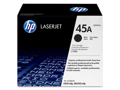 HP Q5945A ORIGINAL TONER BLACK