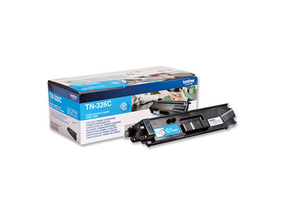BROTHER TN326 ORIGINAL TONER CYAN