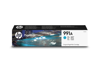 HP 991A ORIGINAL CYAN INK *8000  PAGES