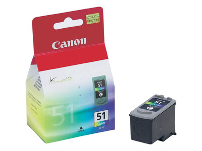 CANON CL51 ORIGINAL H/YIELD COLOUR INK