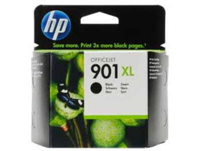 HP 901 XL ORIGINAL BLACK INK 15.5ML