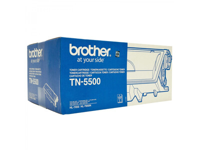 BROTHER TN5500 ORIGINAL TONER BLACK