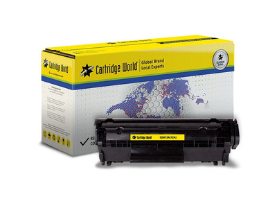 HP 12A / Q2612A / CANON CRG 703 CW REPLACEMENT TONER BLACK