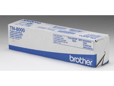 BROTHER TN8000 ORIGINAL TONER BLACK