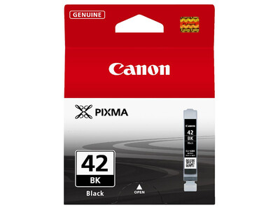 CANON CLI 42 ORIGINAL BLACK INK