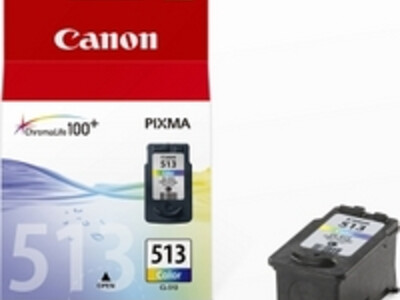 CANON CL513 ORIGINAL COLOUR INK 13ML