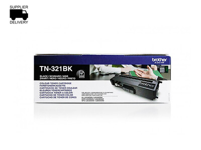 BROTHER TN321 ORIGINAL TONER BLACK
