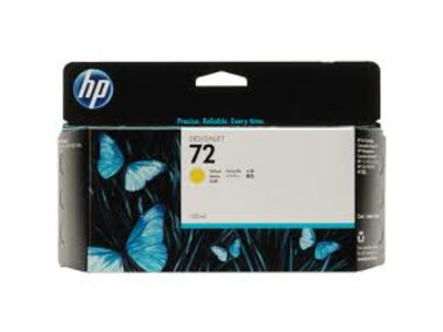 HP 72 HY ORIGINAL YELLOW INK