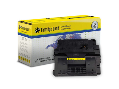 HP CE390X REPLACEMENT H/Y TONER BLACK