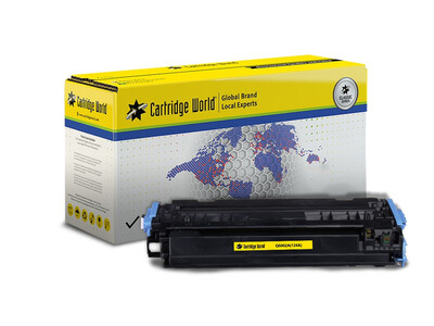 HP Q6002A REPLACEMENT TONER YELLOW