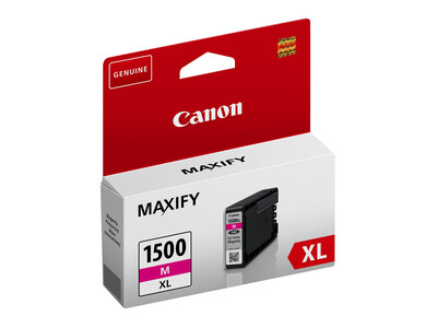 CANON PGI1500 XL ORIGINAL MAGENTA INK
