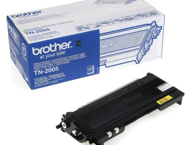 BROTHER TN2005 ORIGINAL TONER BLACK