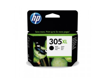 HP 305XL ORIGINAL BLACK INK *240 Pages