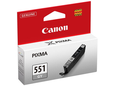 CANON CLI551 ORIGINAL GREY INK *7ML