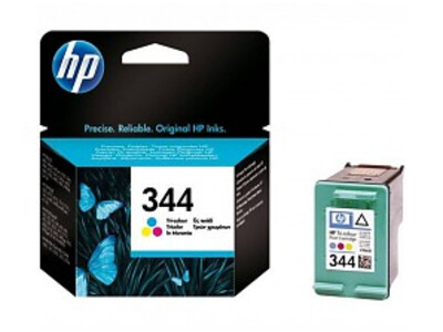 HP 344 ORIGINAL COLOUR INK 15ML