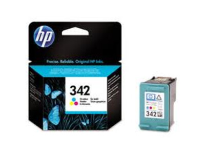 HP 342 ORIGINAL COLOUR INK 7ML