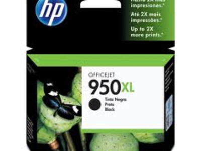 HP 950XL ORIGINAL BLACK INK *2300 PAGES