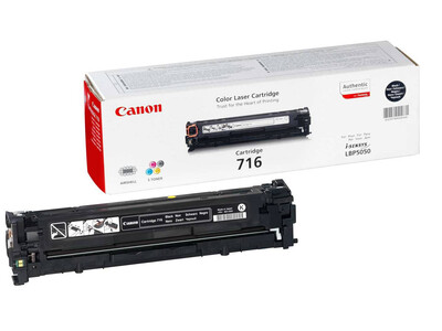 CANON 716 ORIGINAL TONER BLACK