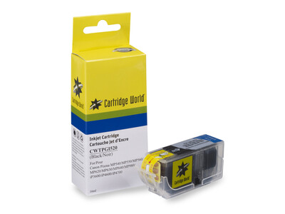 CANON PGI520 REPLACEMENT BLACK INK