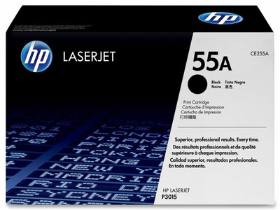 HP CE255A ORIGINAL TONER BLACK