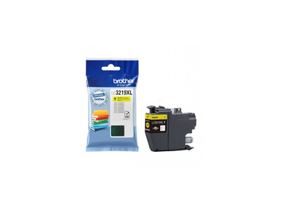 BROTHER LC3219XL ORIGINAL YELLOW INK