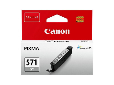 CANON CLI571 ORIGINAL GREY INK