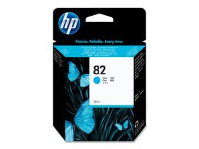 HP 82 ORIGINAL HIGH YIELD CYAN INK