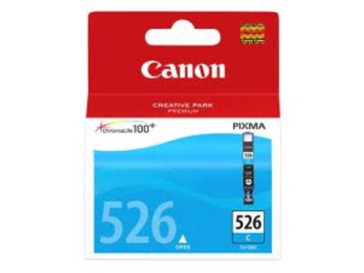 CANON CLI526 ORIGINAL CYAN INK