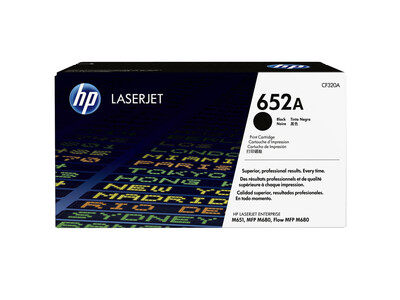 HP CF320A ORIGINAL TONER BLACK 652A