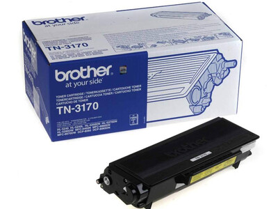 BROTHER TN 3170 ORIGINAL H/Y TONER BLACK