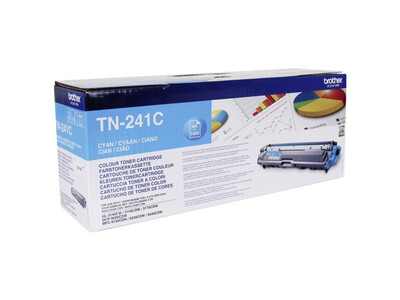 BROTHER TN241 ORIGINAL TONER CYAN