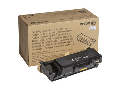 XEROX 3335/3345 ORIGINAL TONER BLACK