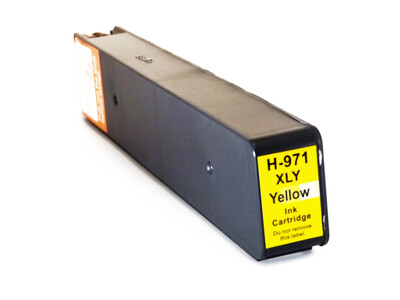 HP 971XL CW REPLACEMENT YELLOW INK *6600 Pages