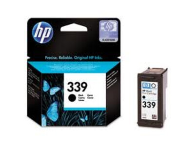 HP 339 ORIGINAL BLACK INK