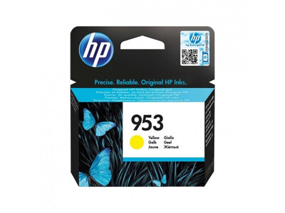 HP 953 ORIGINAL YELLOW INK