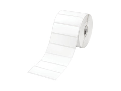 THERMAL WHITE PAPER LABELS 76MM X 26MM