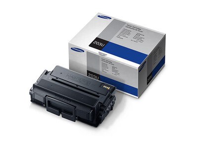 SAMSUNG MLT-D203U ORIGINAL TONER BLACK  H/Y *15,000 pages