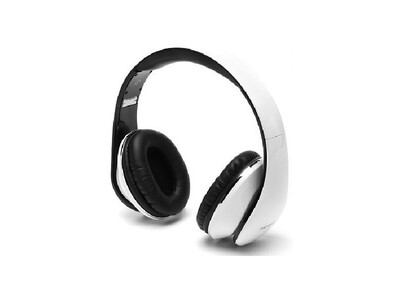 MICROLAB K360 STEREO HEADSET IN WHITE