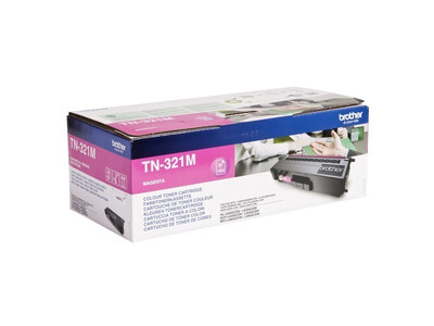 BROTHER TN321 ORIGINAL TONER MAGENTA