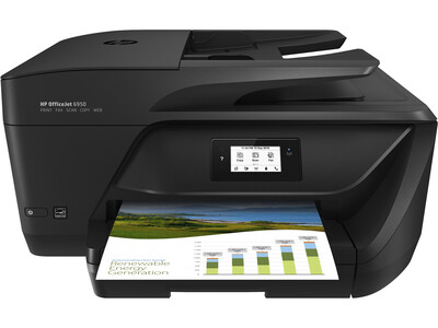 HP OFFICEJET PRO 6950 ALL IN ONE PRINTER