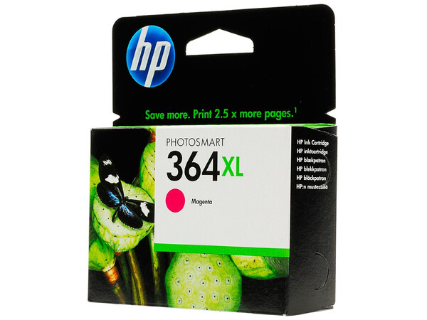 HP 364 EXTRA LARGE ORIGINAL MAGENTA INK
